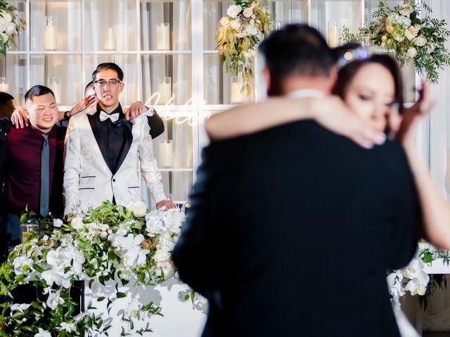 Dominique and Annette's Wedding in San Ramon, California 91