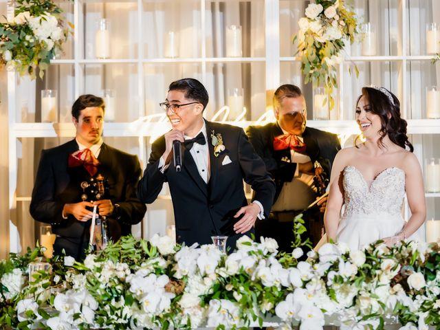 Dominique and Annette's Wedding in San Ramon, California 104