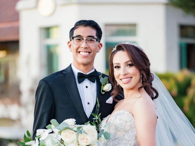 Dominique and Annette's Wedding in San Ramon, California 109