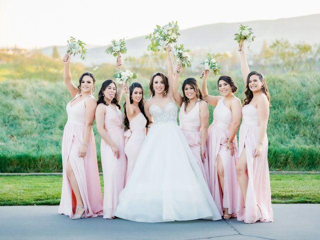 Dominique and Annette's Wedding in San Ramon, California 120