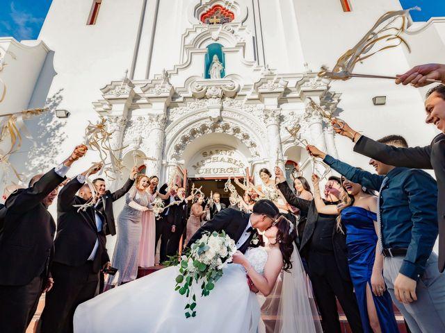 Dominique and Annette's Wedding in San Ramon, California 126