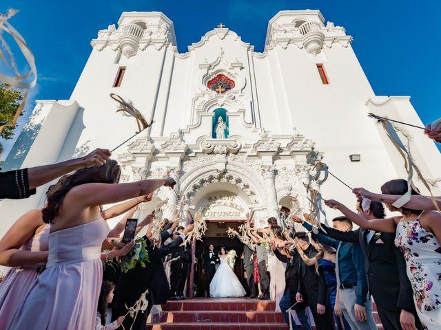 Dominique and Annette's Wedding in San Ramon, California 127