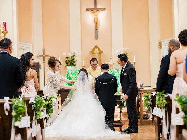 Dominique and Annette's Wedding in San Ramon, California 128