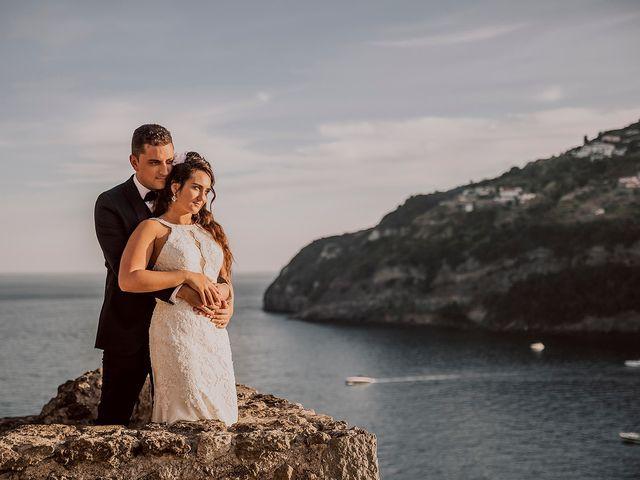 The wedding of Violeta and Stephen