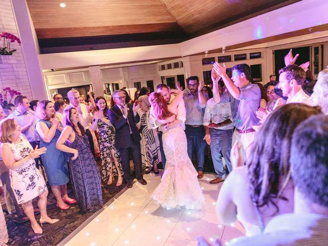 Matthew and Lindsay's Wedding in Lahaina, Hawaii 6