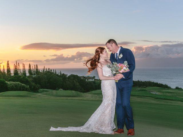 Matthew and Lindsay's Wedding in Lahaina, Hawaii 19