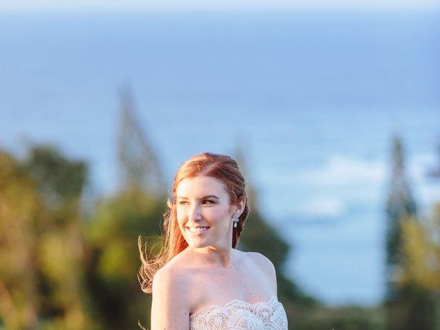 Matthew and Lindsay's Wedding in Lahaina, Hawaii 23
