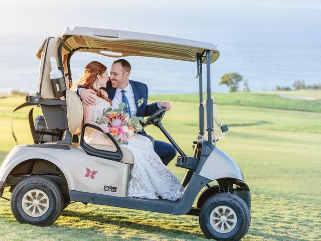 Matthew and Lindsay's Wedding in Lahaina, Hawaii 28