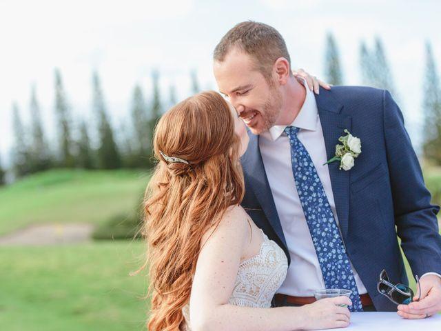 Matthew and Lindsay's Wedding in Lahaina, Hawaii 45