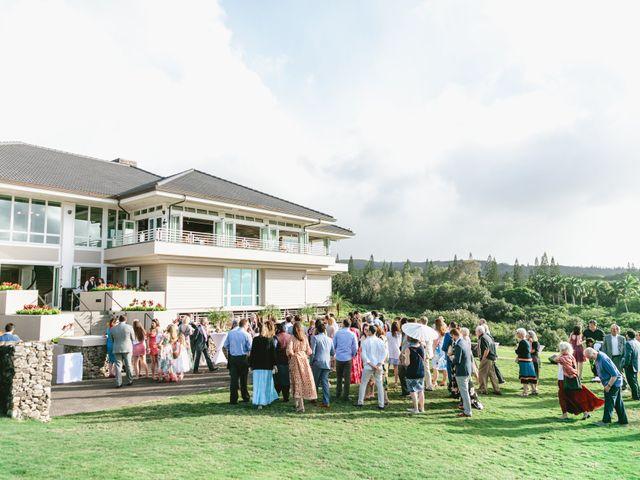 Matthew and Lindsay's Wedding in Lahaina, Hawaii 47