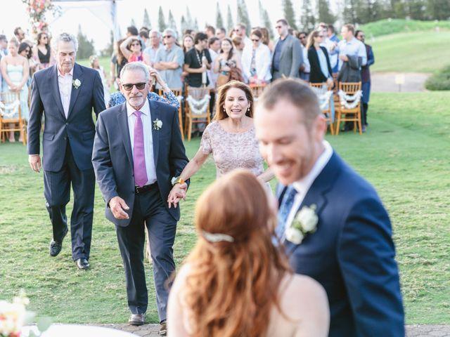 Matthew and Lindsay's Wedding in Lahaina, Hawaii 48