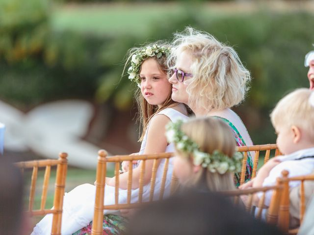 Matthew and Lindsay's Wedding in Lahaina, Hawaii 51