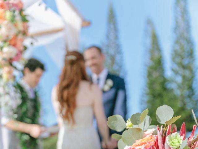 Matthew and Lindsay's Wedding in Lahaina, Hawaii 58