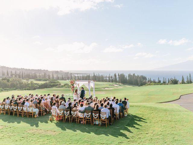 Matthew and Lindsay's Wedding in Lahaina, Hawaii 2