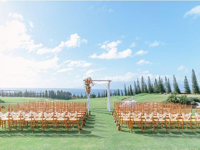 Matthew and Lindsay's Wedding in Lahaina, Hawaii 65