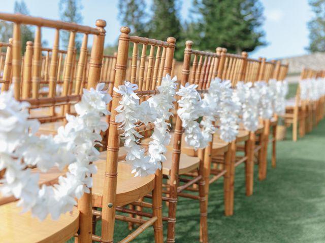 Matthew and Lindsay's Wedding in Lahaina, Hawaii 66