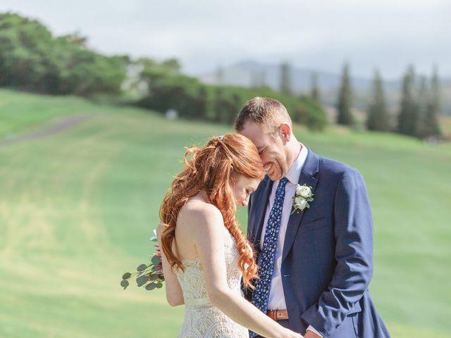 Matthew and Lindsay's Wedding in Lahaina, Hawaii 74