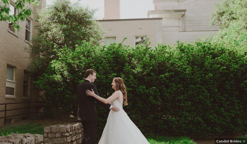 Daniel and Tara's Wedding in Lexington, Kentucky