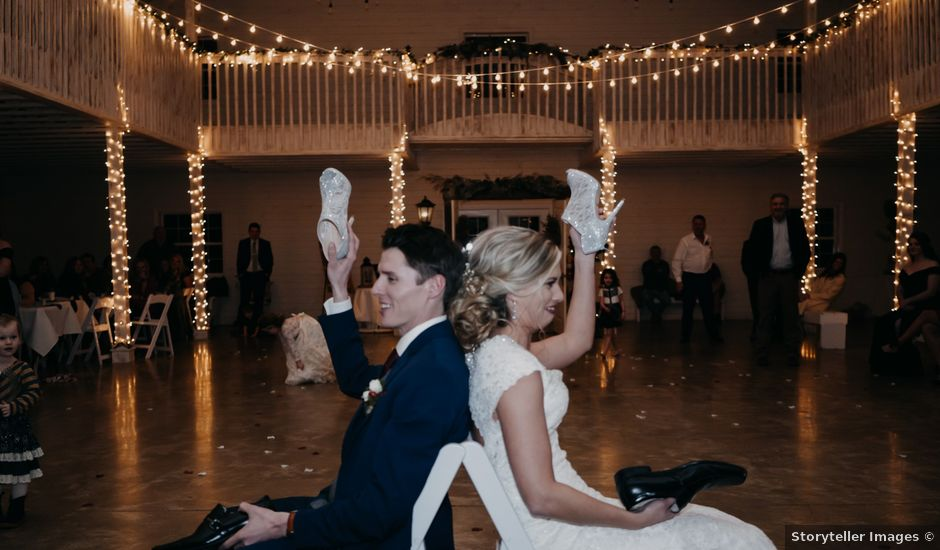 Chelsea and Trey's Wedding in Pangburn, Arkansas