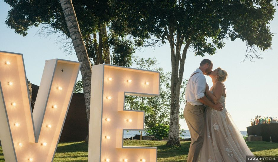 Ryan and Haley's Wedding in La Romana, Dominican Republic
