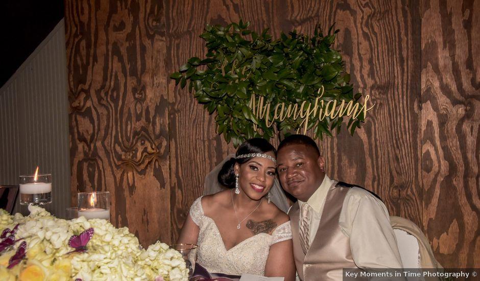 Jason and Shequita's Wedding in Griffin, Georgia