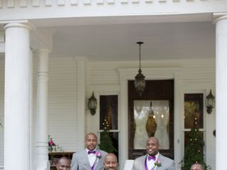 Ceasarine and Anthony's Wedding in Monroe, North Carolina 11