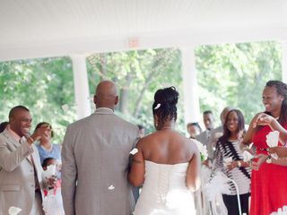 Ceasarine and Anthony's Wedding in Monroe, North Carolina 20