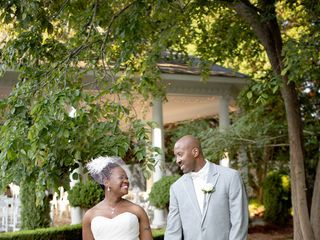Ceasarine and Anthony's Wedding in Monroe, North Carolina 22