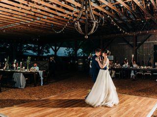 The wedding of David and Rachael