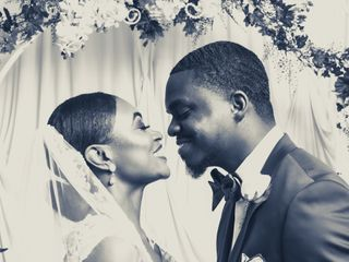 The wedding of Terrance and Ashley 2