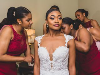 Ashley and Terrance's Wedding in Chicago, Illinois 3