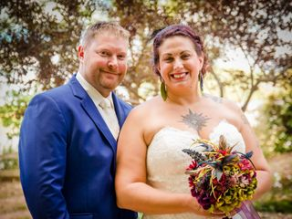 The wedding of Heather and Jeremiah 2