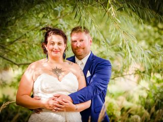 The wedding of Heather and Jeremiah