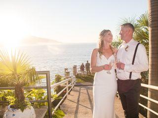 The wedding of Alexa and Brandon