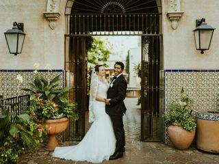 The wedding of Jenna and Jose