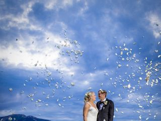 The wedding of Amy Boyd and Patrick Knipple 3