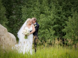 The wedding of Amy Boyd and Patrick Knipple