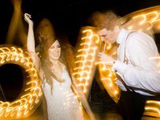 The wedding of Kirsten and John 1