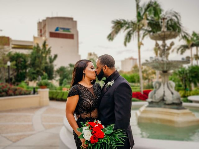 The wedding of Lori and Morio