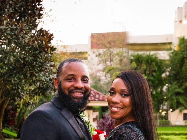 Morio and Lori's Wedding in Lakeland, Florida 3
