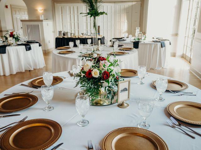 Morio and Lori's Wedding in Lakeland, Florida 6