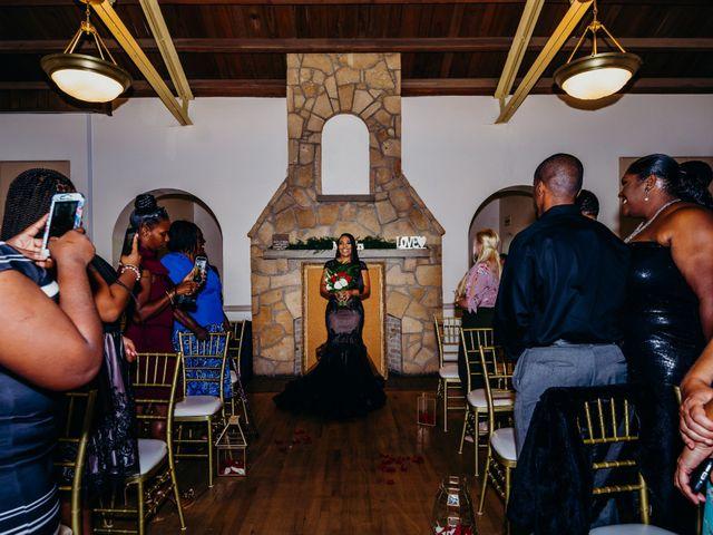 Morio and Lori's Wedding in Lakeland, Florida 7