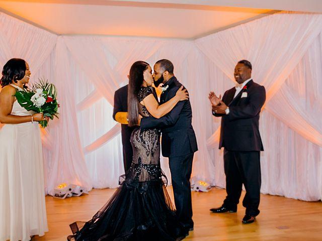 Morio and Lori's Wedding in Lakeland, Florida 8