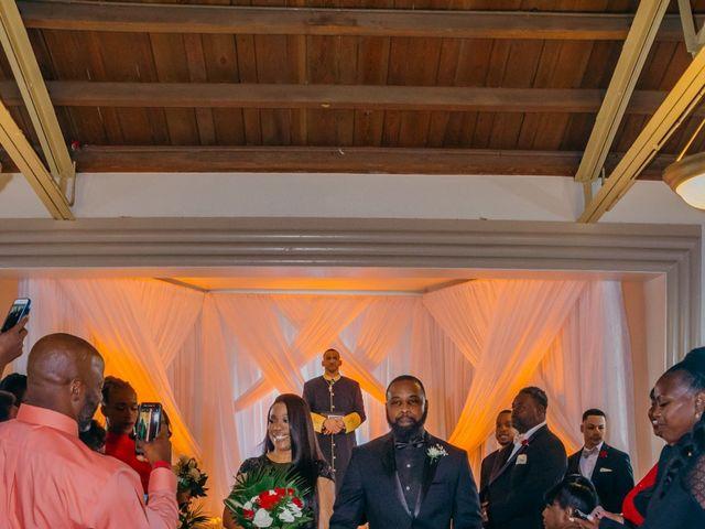 Morio and Lori's Wedding in Lakeland, Florida 9