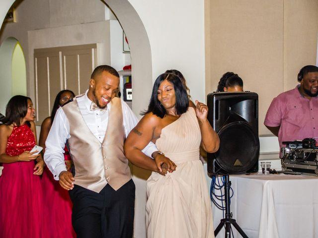 Morio and Lori's Wedding in Lakeland, Florida 11