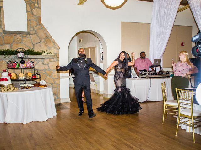 Morio and Lori's Wedding in Lakeland, Florida 12