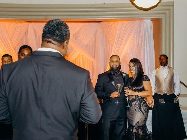 Morio and Lori's Wedding in Lakeland, Florida 14