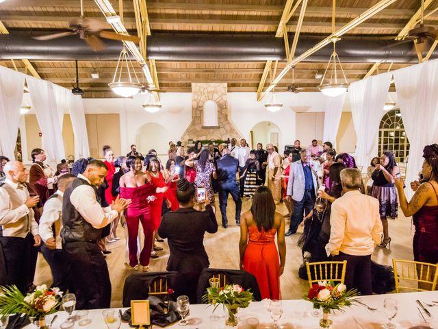 Morio and Lori's Wedding in Lakeland, Florida 15