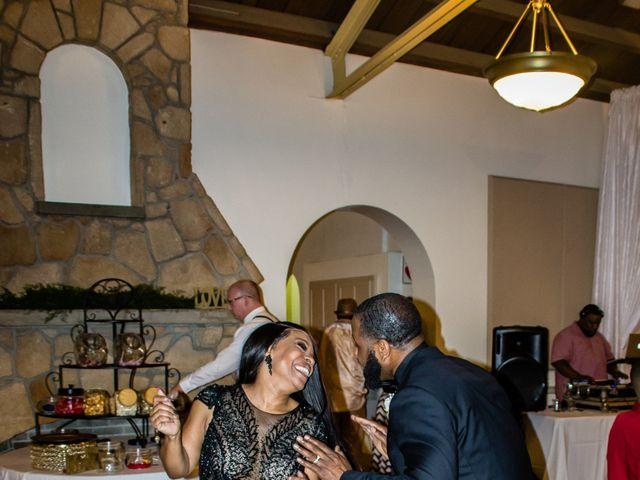 Morio and Lori's Wedding in Lakeland, Florida 16
