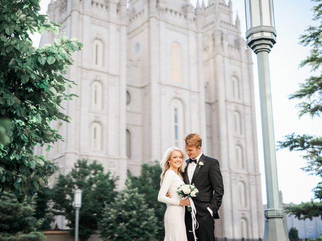 Josh and Emily's Wedding in Salt Lake City, Utah 1